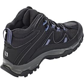 Salomon Meadow Mid GTX - Chaussures Femme - gris/noir